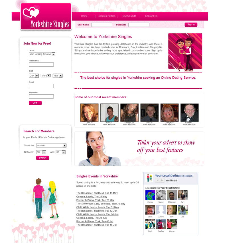 geek dating websites uk Welcome to veggiematchmakerscom, a free online dating site for vegans and vegetarians.